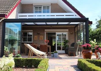 Terrasoverkappingen Zeeland - Terrasoverkappingen Zuid Holland - Veranda's Zeeland - Tuinkamers glas - Tuinkamers Zeeland