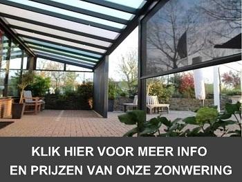 Zonwering Zeeland - Zonwering Zuid Holland - Zonwering screens - Ritsscreen Zonwering - Zonwering showroom Zeeland - Terrasoverkappingen showroom Zeeland